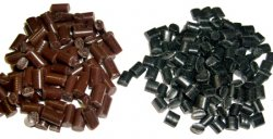 Brown or Black Fusion Pellets