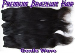 Virgin Brazilian Hair-Gentle Wave 21-22inch #2