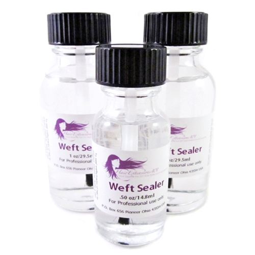 Bulk Purchase-Weft Sealer .50 oz Clear - Click Image to Close